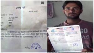 Uttar Pradesh: Farmer receives loan waiver of one paisa, say govt. played 'cruel joke'