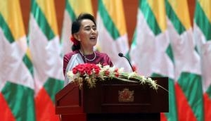 An empty speech: Suu Kyi speaks about the Rohingya crisis without truly addressing it