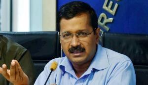 Arvind Kejriwal targets Centre over issue of full statehood