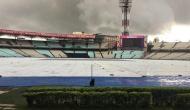 Kolkata IND v AUS: दूसरे वनडे मैच पर छाए संकट के बादल