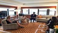 Ivanka Trump meets EAM Sushma Swaraj, calls her 'charismatic,' 'accomplished'