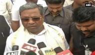 Karnataka polls: Congress will come back to power with full majority, says Siddaramaiah