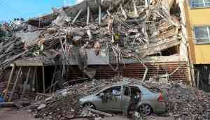 In photos: 20 years on from 1985's 8.0 trembler, Mexico hit by 7.2 magnitude quake