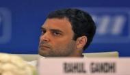 राहुल गांधी ने कर दी गलती से मिस्टेक, लेडीज टॉयलेट में जा घुसे