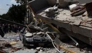 Mexico earthquake: Mexicans dig through collapsed buildings as quake kills 248