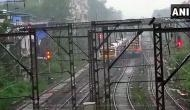 Heavy rains batter Mumbai, rail, air services adversely affected