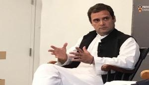 We are not competing well with China: Rahul Gandhi in Princeton