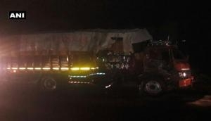 UP: Four killed, more than 50 injured after truck-tractor trolley collision in  Budhanpur