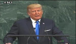 UN में ट्रंप ने दी उत्तर कोरिया को पूरी तरह बर्बाद कर देने की धमकी