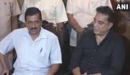 Chennai: Kamal Haasan meets Arvind Kejriwal; hints at joining politics