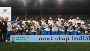 FIFA U-17 World Cup: Colombia first team to arrive in India