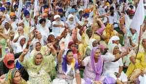 Run-up to Gurdaspur by-polls: Farmer unrest takes centre-stage in Punjab politics