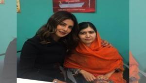 मलाला से मिलकर प्रियंका ने सोशल मीडिया पर जाहिर की खुशी