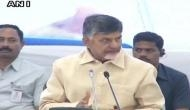 Andhra CM Chandrababu Naidu flags off thirty Solid Waste Management vehicles