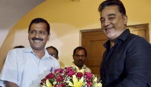 Kamal Haasan should join politics, he has the courage to stick his neck out against communal forces: Arvind Kejriwal after meeting the legendary Tamil actor