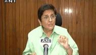 Kiran Bedi takes jibe at CBI case against Puducherry Govt officials