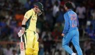 IND v AUS Live: चाइनामैन कुलदीप ने लगाई करियर की पहली  हैट्रिक