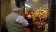PM Narendra Modi greets people on occasion of Navratri, Mera Chaoren Houba