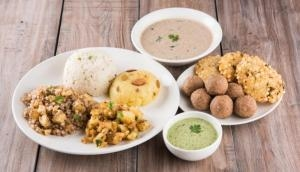 Here's what to eat during festive fasting