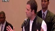अमेरिकी नेताओं ने राहुल से पूछा, 'भारत में सदियों से कायम सहिष्णुता का क्या हुआ?'