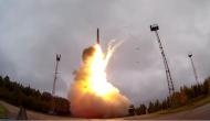 Russia test fires 2nd ICBM in 10 days