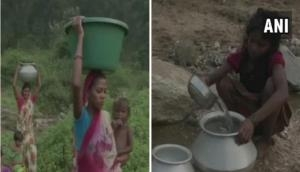 Here's a village in Chhattisgarh battling with water crisis since 20 years