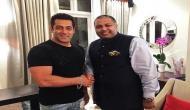 Salman Khan signed as CCTV Ambassador by CP Plus