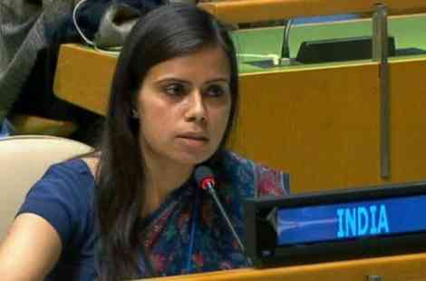 Pakistan is now 'terroristan': India at United Nations