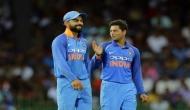 Not Kuldeep Yadav, Virat Kohli was more impressed with this bowler