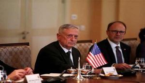 U.S. Defence Secy. Jim Mattis to visit India next week