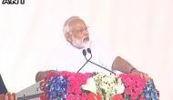Our priority is development, not vote bank politics: PM Narendra Modi