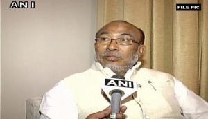 Biren Singh tightens security over possible Rohingya influx