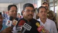 Fuel prices have started going down: Dharmendra Pradhan