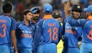 India vs Australia, 3rd ODI: Kangaroos set target of 294 runs for Virat Kohli & Co. at Indore