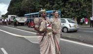 शादी में पहुंचने के लिए दुल्हन ने किया एेसा कारनामा, मिलेगी 10 साल की सज़ा!