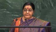 UN में पाक पर जमकर बरसीं सुषमा स्वराज, PM मोदी बोले- अविश्वसनीय भाषण!