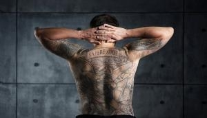 Women get more attracted to men with tattoos
