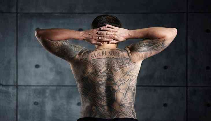 da3d158f7827b Women get more attracted to men with tattoos | Catch News