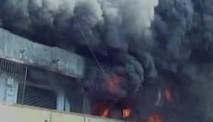 Gujarat: One died after fire breaks out