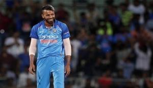 When an umpire tried to slap Hardik Pandya during match