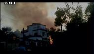 झारखंड: पटाखा फैक्ट्री में भीषण आग, 10 की मौत कई घायल