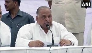 Mulayam Singh Yadav rules out forming new party for now
