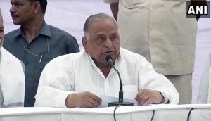 Mulayam Singh Yadav says Lord Krishna worshipped more than Lord Ram