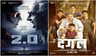 Here's how Rajinikanth, Akshay Kumar starrer 2.0 has beaten Aamir Khan's Dangal's record