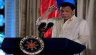 Officer injured in shooting incident at guard base opposite Philippine President Duterte's residence