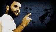 कांग्रेस अध्यक्ष राहुल गांधी ने अपने पहले संबोधन में भाजपा पर लगाया गंभीर आरोप
