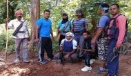 Chhattisgarh: Security forces recover tiffin bomb in Koyalibeda