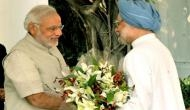 PM Narendra Modi wishes Manmohan Singh on his birthday