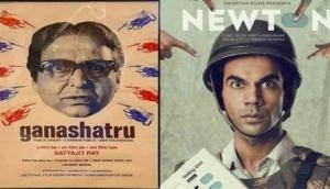Rajkumar Rao starrer Newton's story and poster copied?