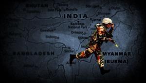 Indian Army cracks down on Naga militants at Myanmar border